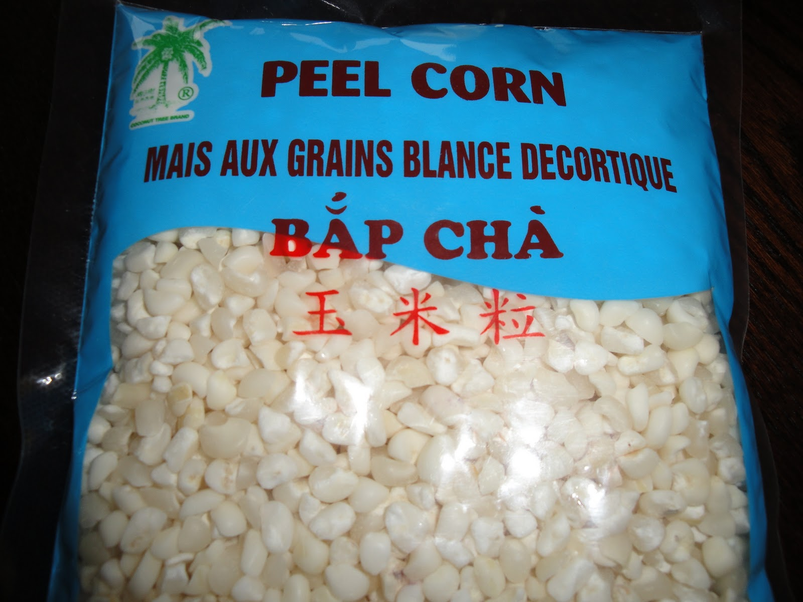 The spices of life xi bp sticky rice with corn and mung in a pot add a tablespoon of salt dried corn and water above the dried corn bring it to a boil then reduce the heat to medium low and cook for at least ccuart Choice Image