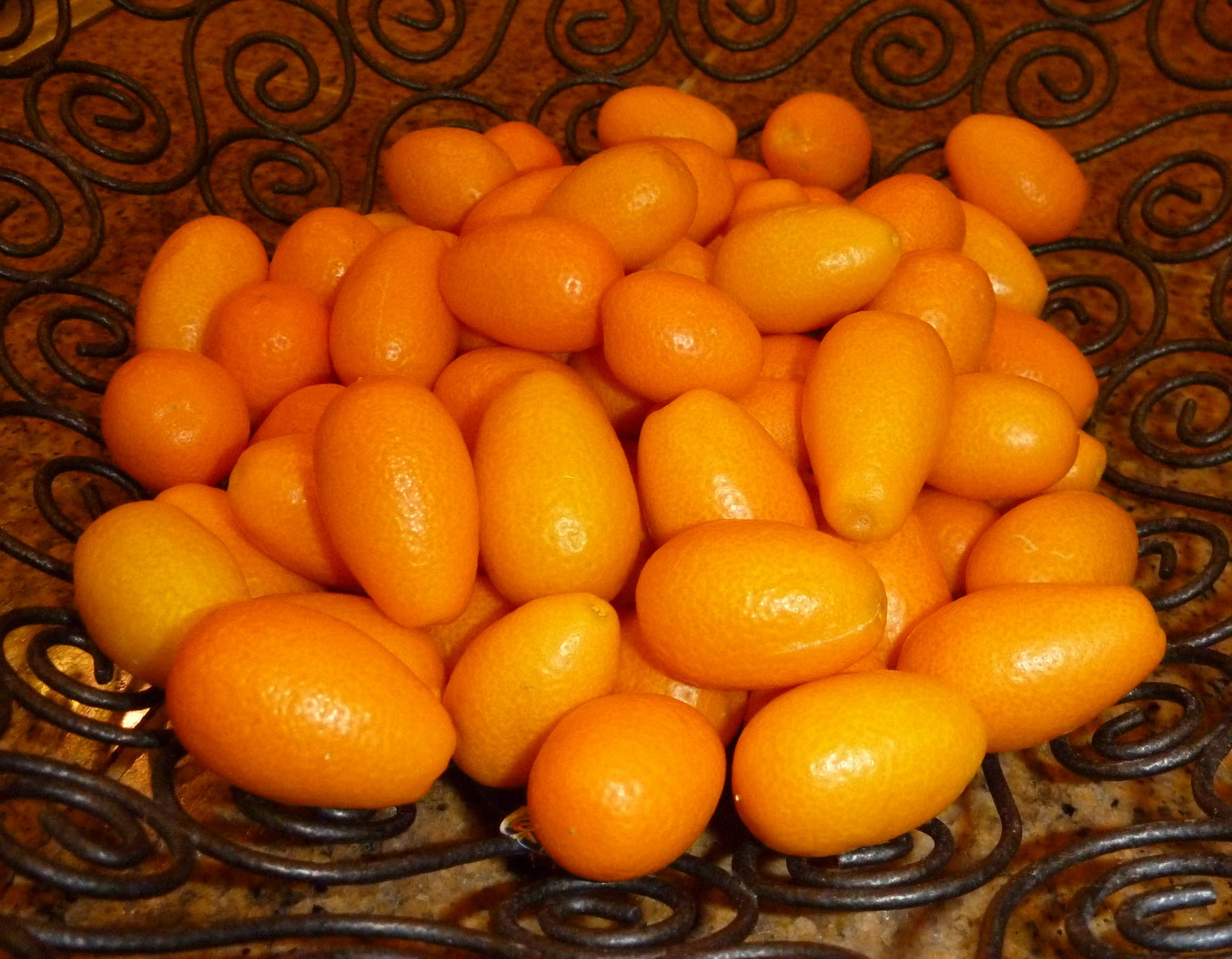 "Candied Kumquat ""Flowers"" Recipe — Dishmaps"