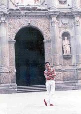 De gira por Oaxaca (Antes de llegar al teatro)