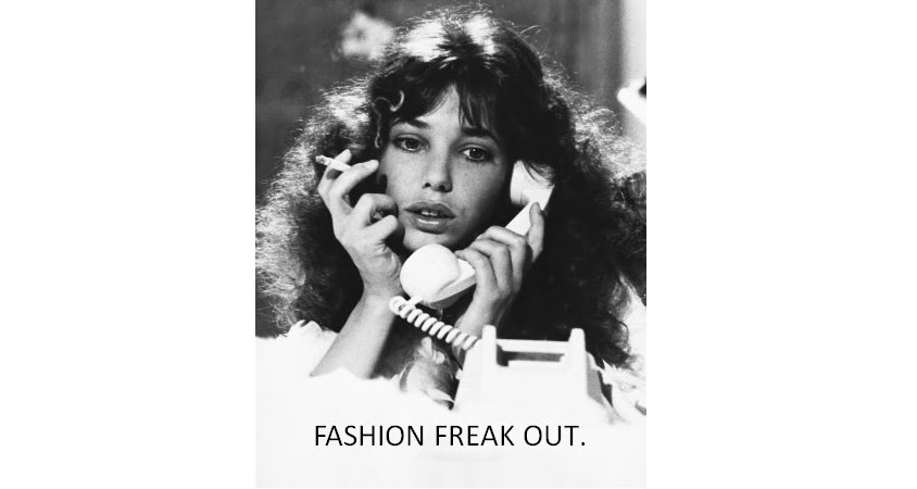 FASHION FREAK OUT