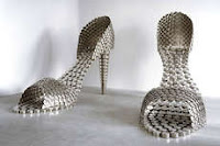 Stainless Steel Sandals