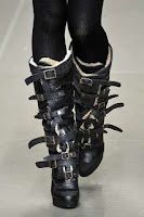 Straitjacket Buckle Boots - Heavy Duty Winter Wear