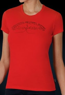 Julia Roberts and Giorgio Armani for Red T-shirt