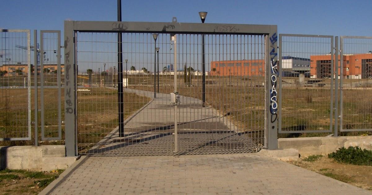 Avv parque oeste alcorc n paso universidad rey juan carlos - Parque oeste alcorcon ...
