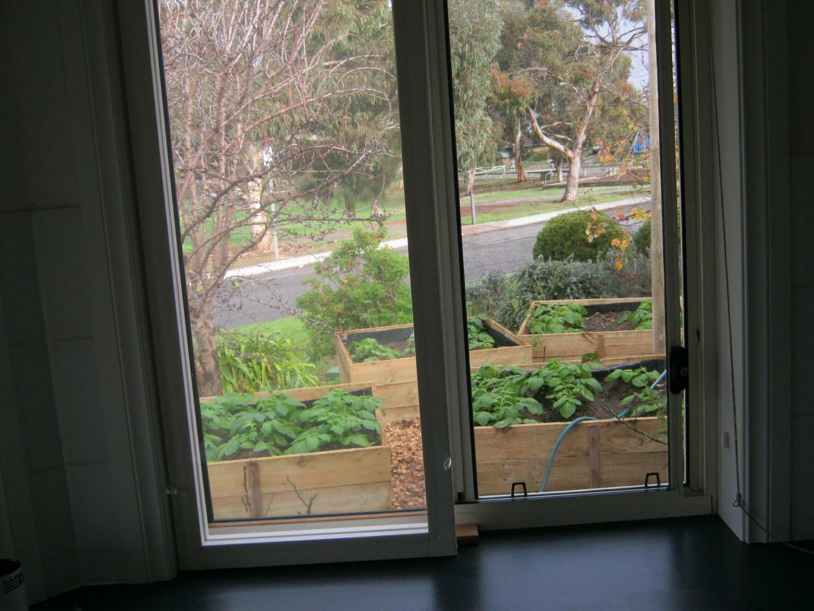 Double Open Windows : Diy greywater fake double glazing