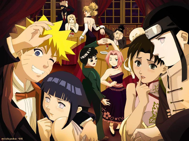 all naruto shippuden characters. Naruto Shippuden Naruto
