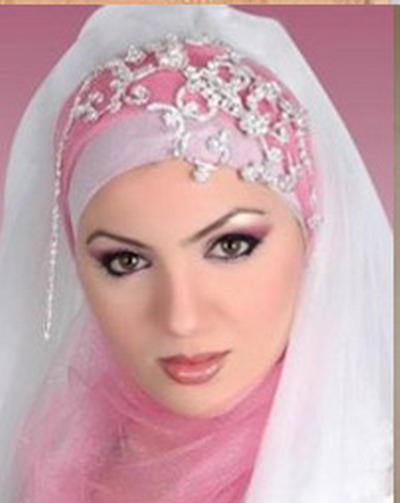 Tips Jilbab Untuk Wajah Bulat Cara Memakai Jilbab ...
