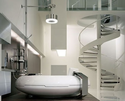 desain interior kamar mandi modern model jakarta