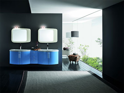 blue-retro-bathroom-furniture