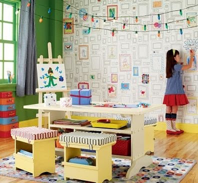 Children Room Interior Design on Children Room Interior Design