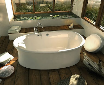 Spa-and-therapy-bathtub