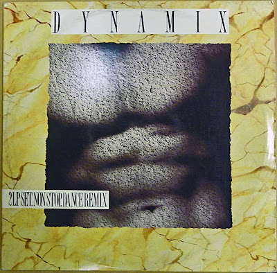 DYNAMIX - Volume 1 [2LP Non-stop dance remix] 1989 House Eurobeat Electro Dance PWL 80's