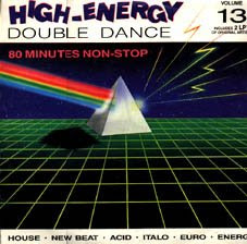 High Energy Double Dance 12; 13; 14; 15 + Best!  (Wanted MP3's)