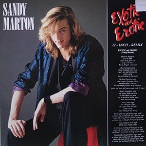 Sandy Marton Exotic And Erotic