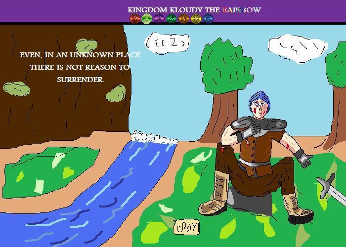 KINGDOM KLOUDY: THE RAINBOW KK+rainbow