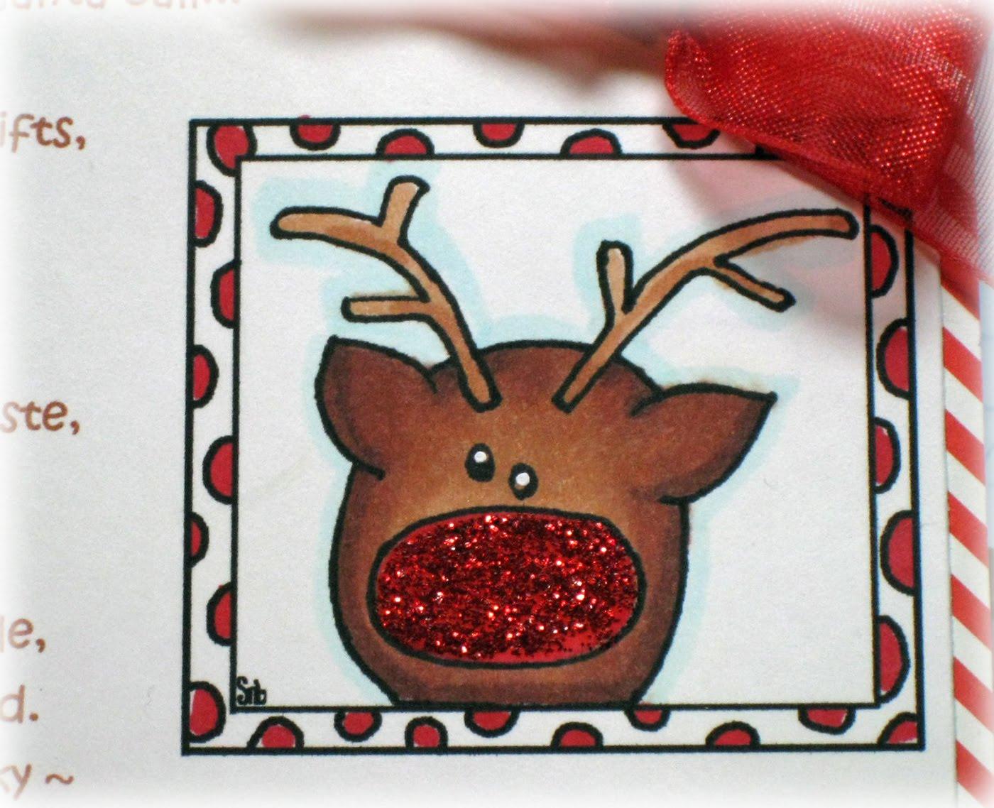 Reindeer Poop Poem