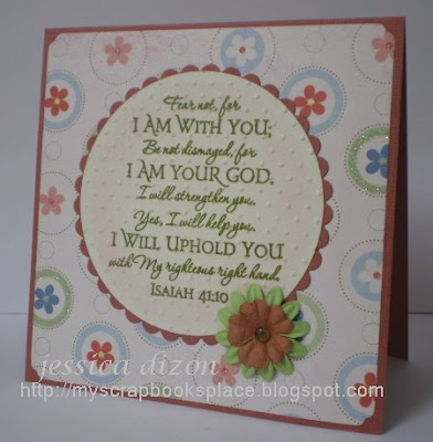MY CRAFTS and STUFFS: Bible Verse Cards