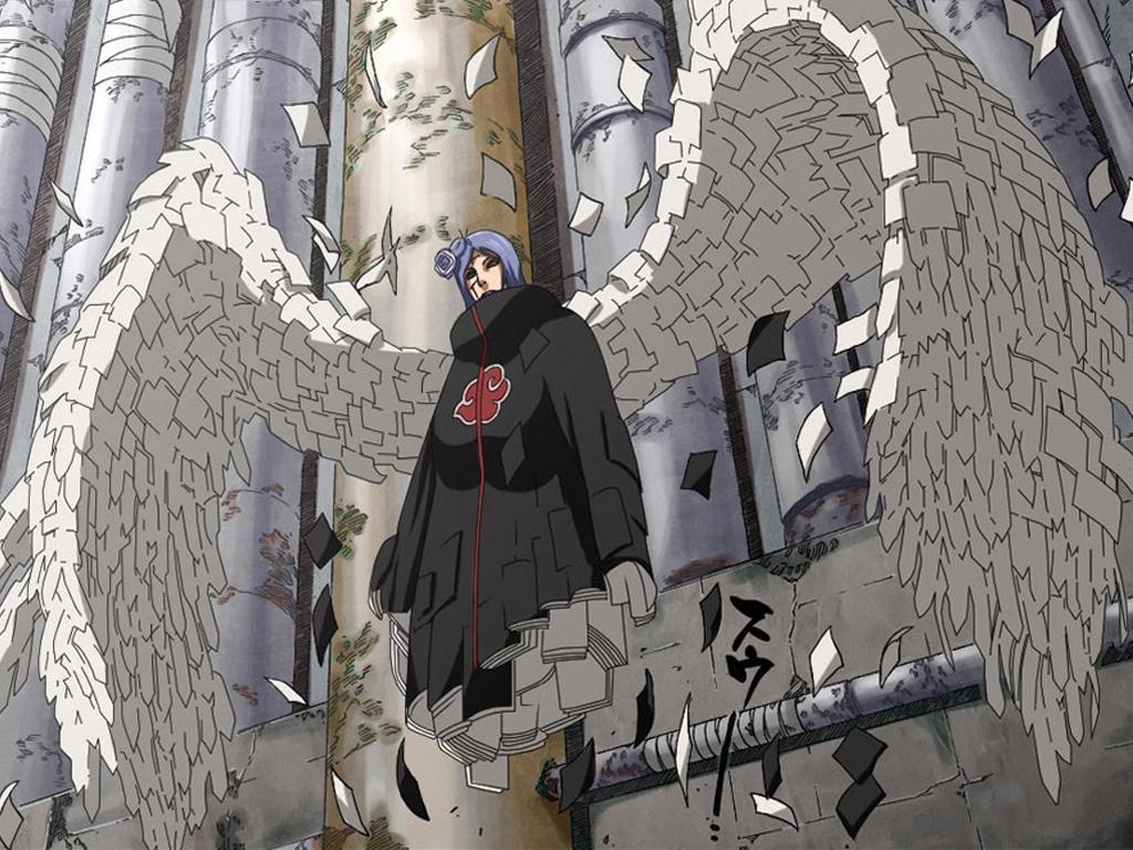 Naruto konan