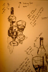 Sketches of man made objects
