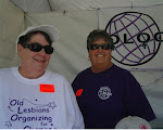 Sharon & Mina at LB Gay Pride 08