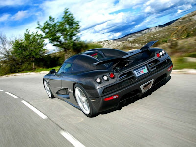 Unemployed And Blogging Koenigsegg Ccxr Edition Carbon Fiber Supercar