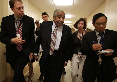 Rangel Fails to Disclose $600,000 Bucks