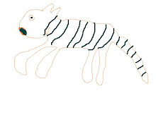Rädd tiger av Anonym 19.11