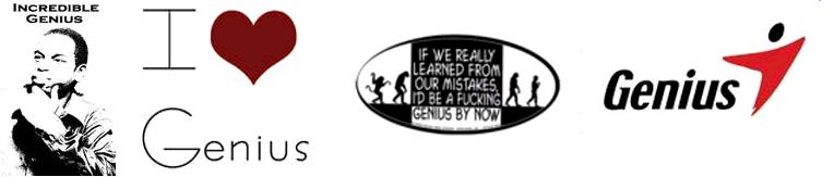 Genius IQ                              Genius IQ                                 Genius IQ