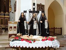 Cristo Morto e Tre Marie