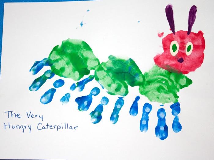 Hungry Caterpillar Invite is luxury invitation example