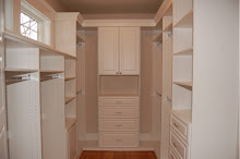Closet installed for Mase Builders