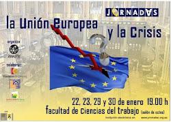 Crisis y Unión Europea