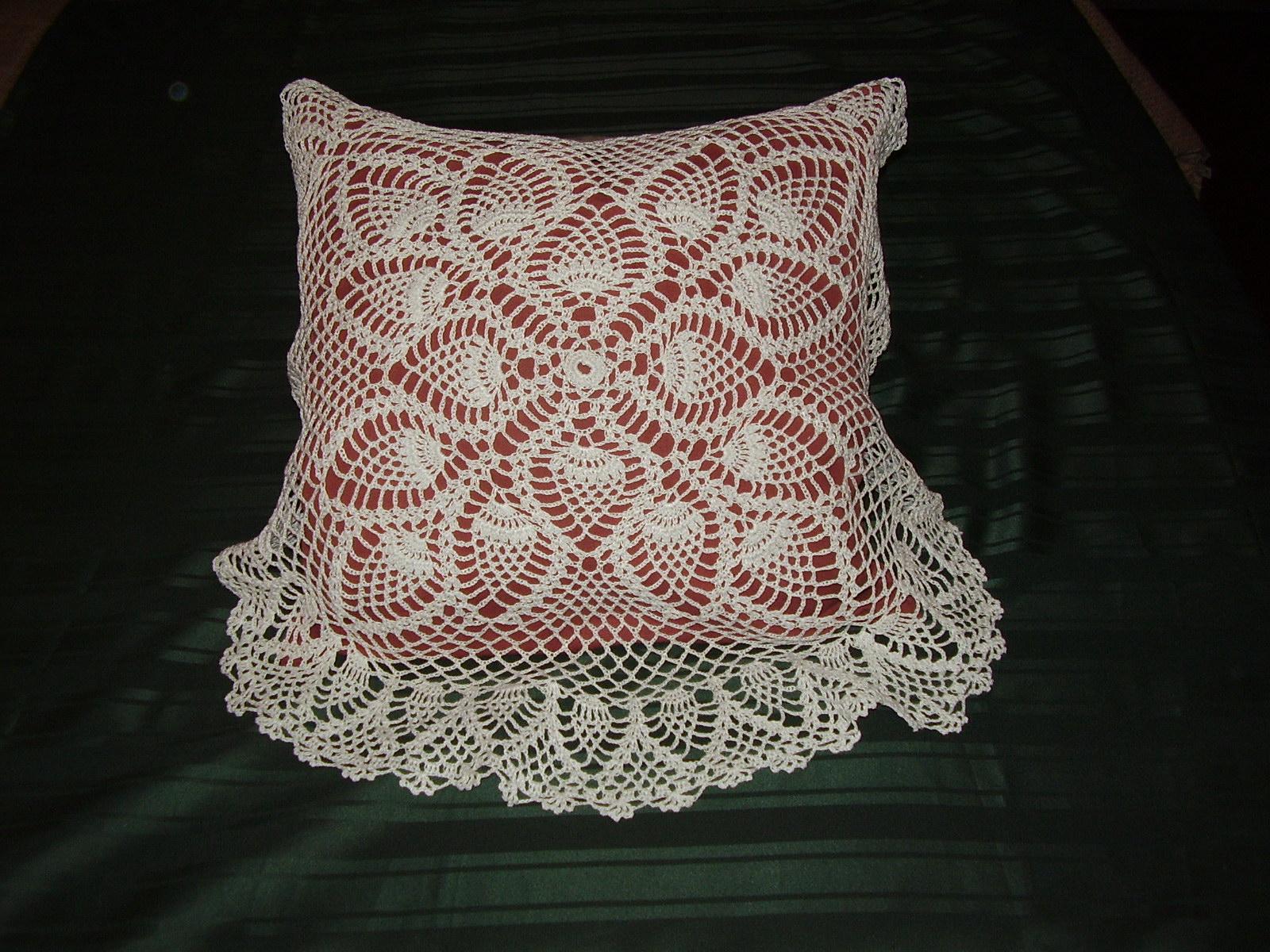 Pin Cojines Tejidos A Crochet O Ganchillo Com Portal Pelautscom on
