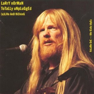 Larry Norman - Totally Unplugged (a)live And Kicking 1994