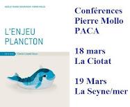 Conférence sur le plancton