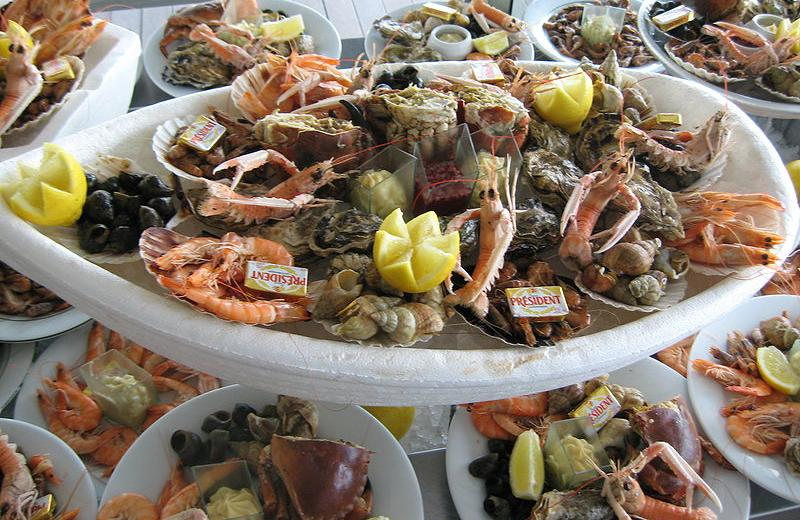 Top  Seafood Restaurants In Cape Town
