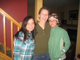 Me, Sara and Briget