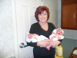 Proud Grandma Mary!