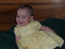 Sweet little Savannah...