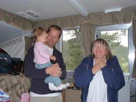 Having fun with Grandma Linda