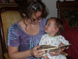 """Aunt Lisa, thank you for reading to me."" xoxo"
