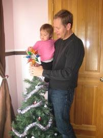Savannah's own tree in her room