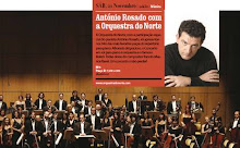 António Rosado com a Orquestra do Norte