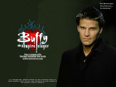 #6 Buffy the Vampire Slayer Wallpaper