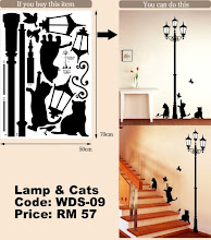 Lamp &amp; Cats (WDS-09)
