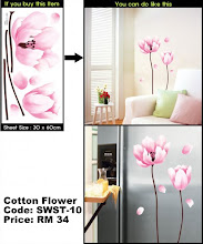 Cotton Flower (SWST-10)