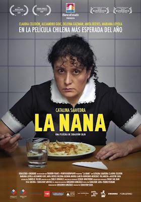 Filme Poster La nana DVDRip Rmvb Legendado