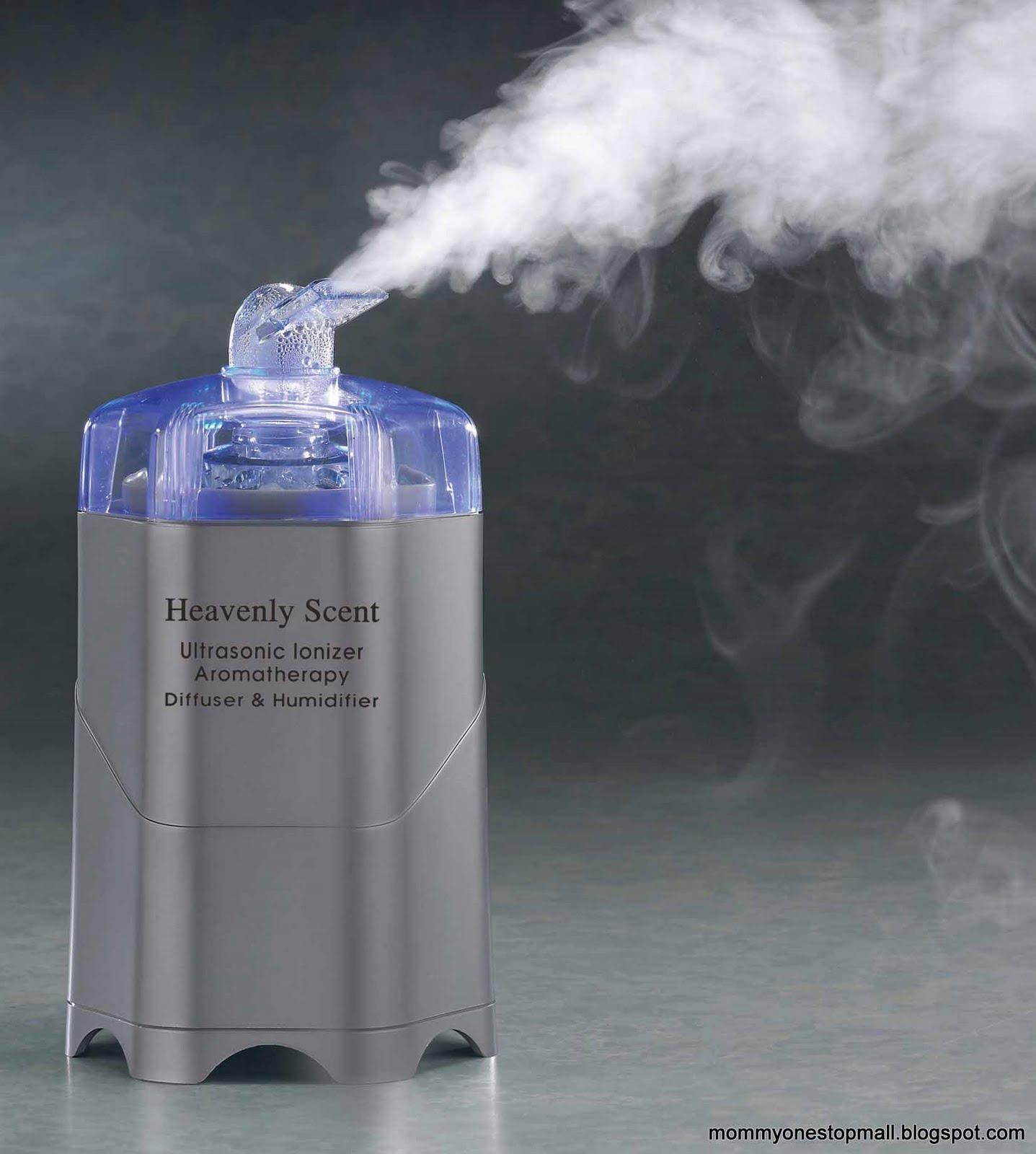 Best Ultrasonic Aromatherapy Diffuser ~ Mommyonestopmall ultrasonic ionizer aromatherapy diffuser