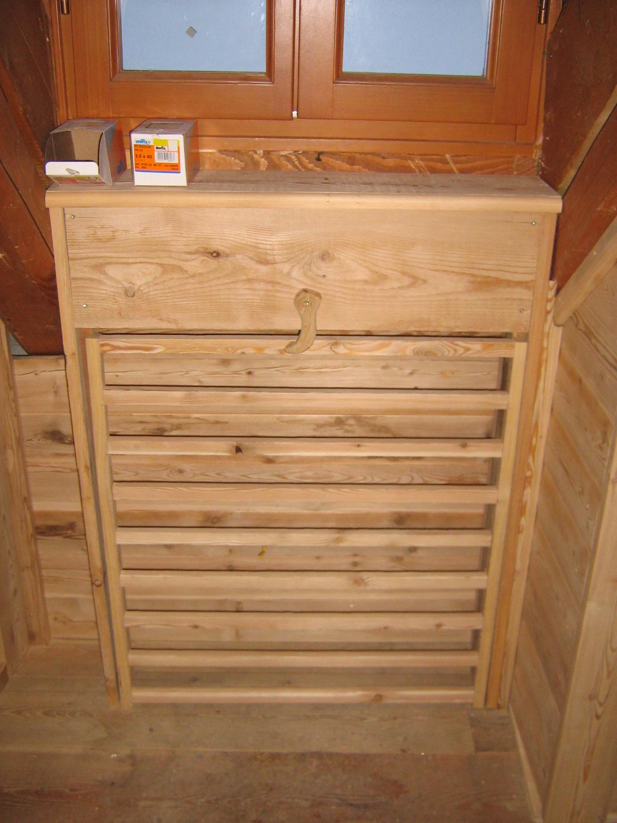 Fuoco ferro legno mobili per una grangia - I mobili di luca ...