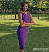 COOL FIRST LADY